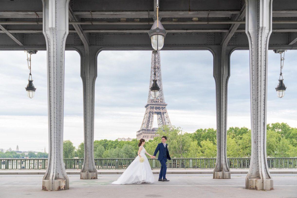 パリフォトウェディング,パリウェディング,パリ前撮り