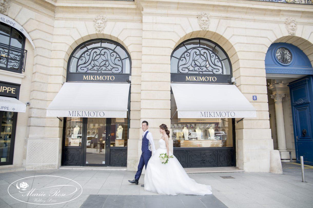 ヴァンドーム広場,パリ