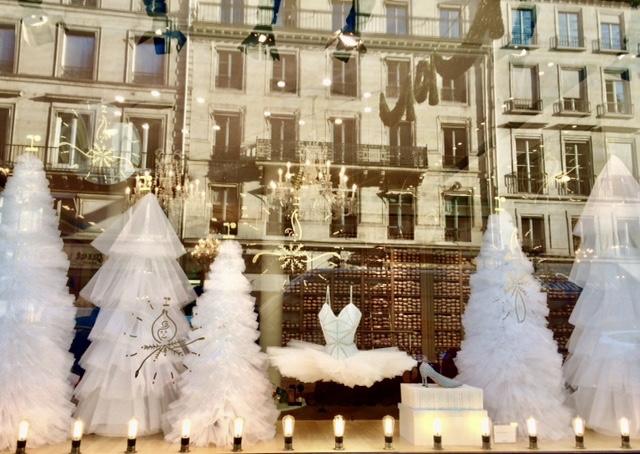 パリ,バレエ,クリスマス