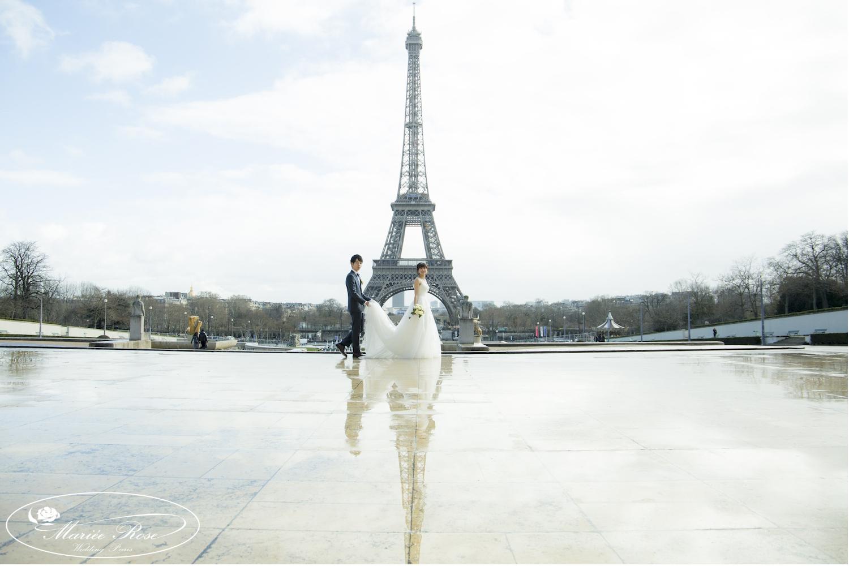 エッフェル塔, パリフォトウェディング,パリ前撮り,パリウェディング