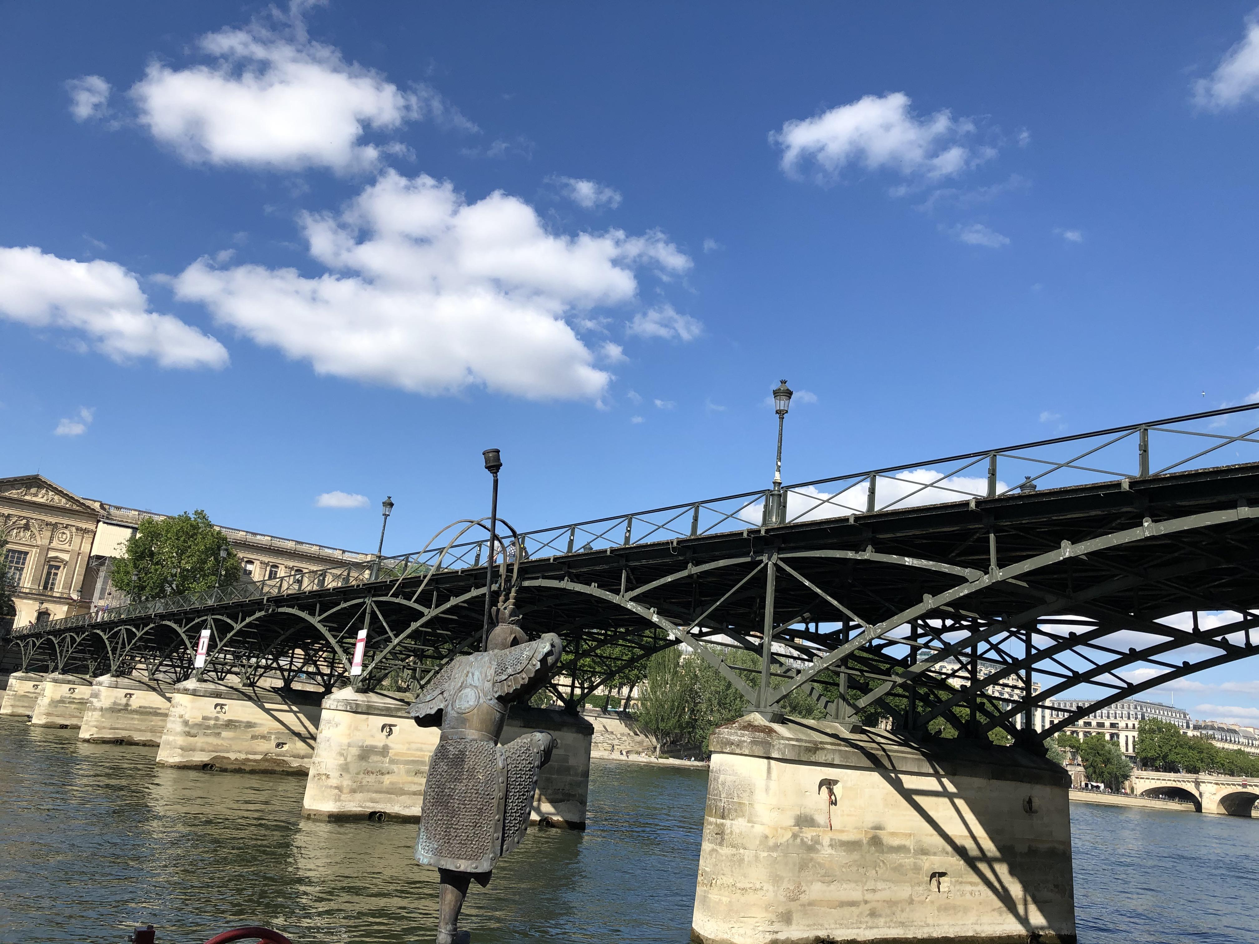 パリ芸術橋