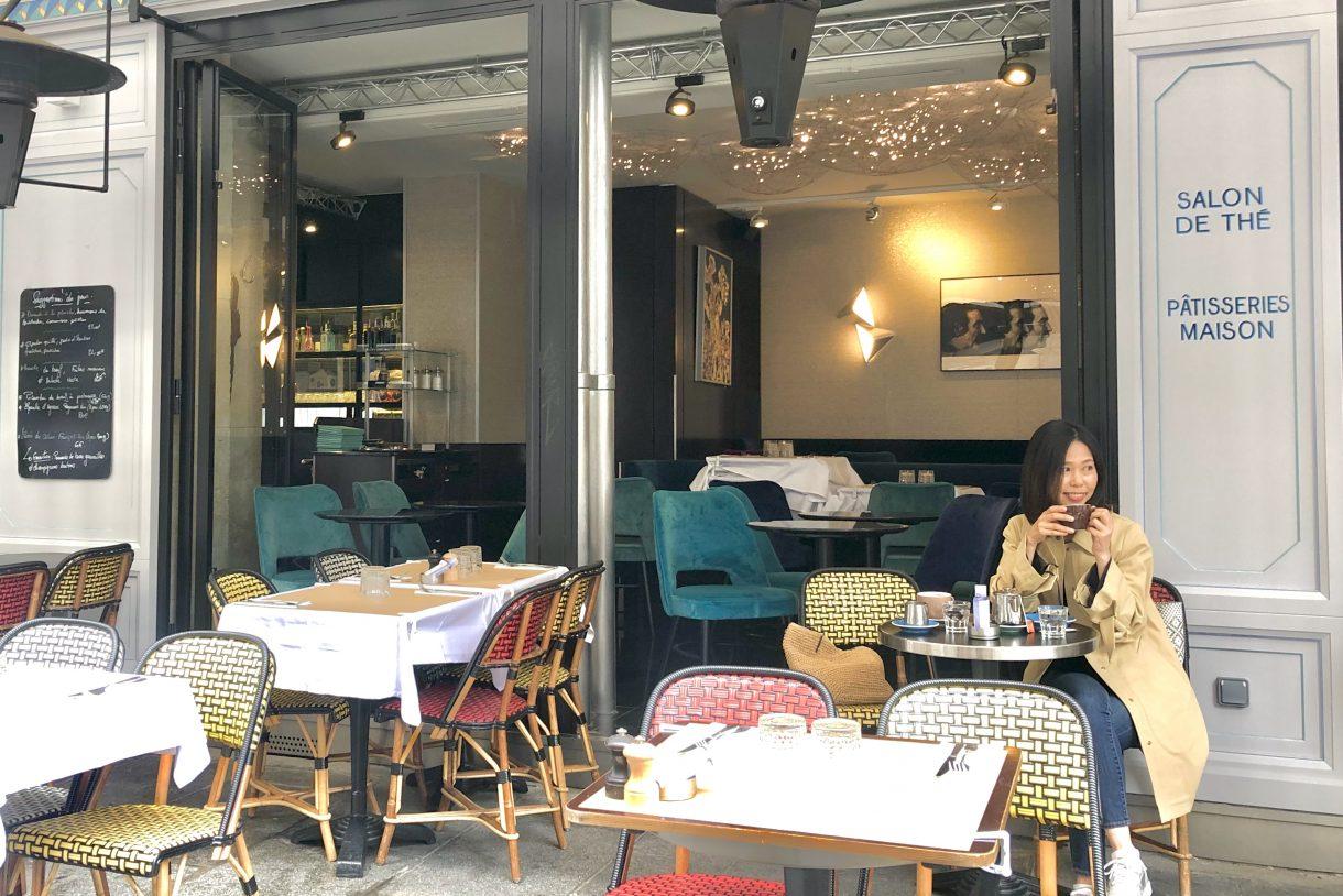 パリのカフェ,パリのビストロ