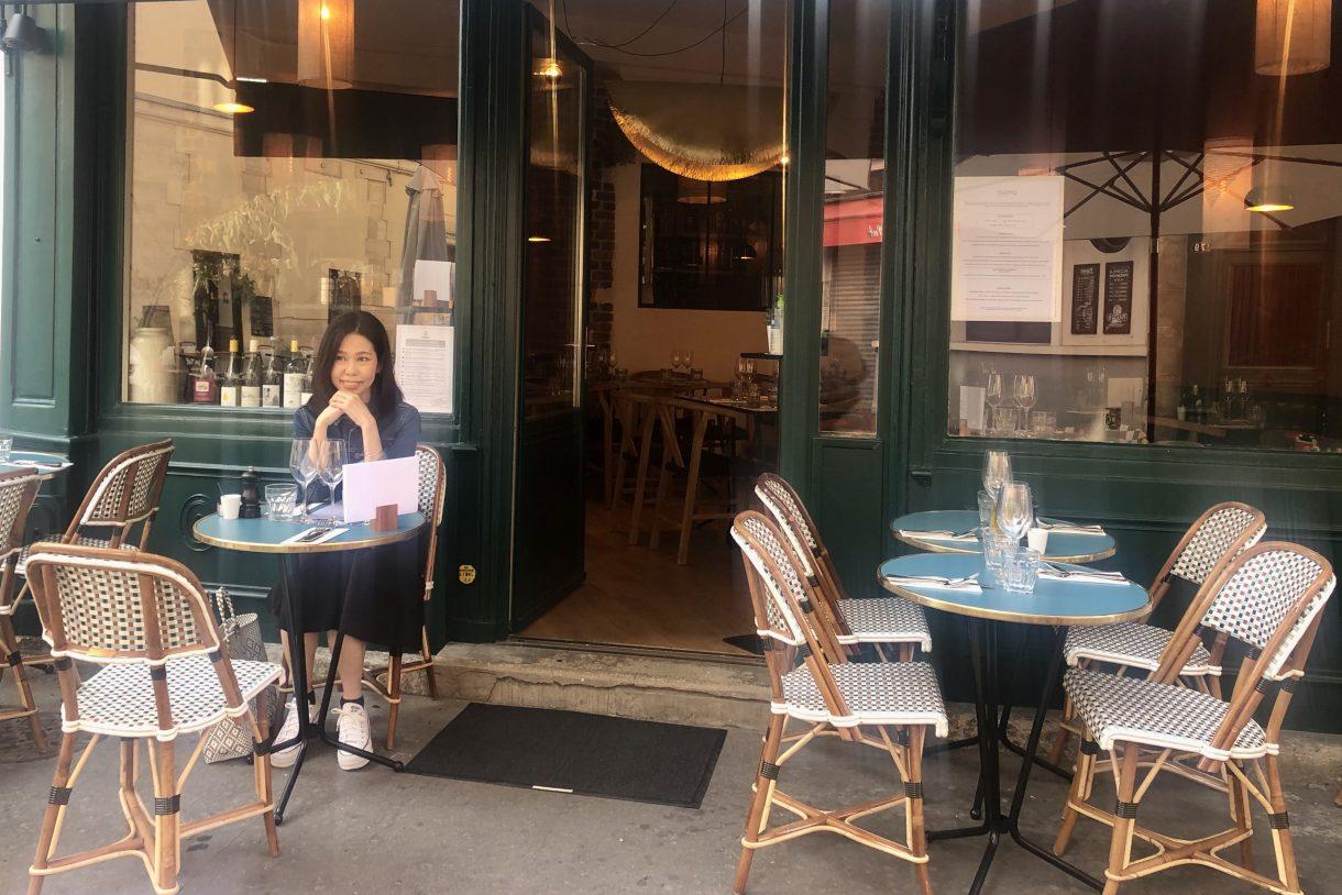 パリ,パリのカフェ,パリのビストロ,リュクサンブール公園