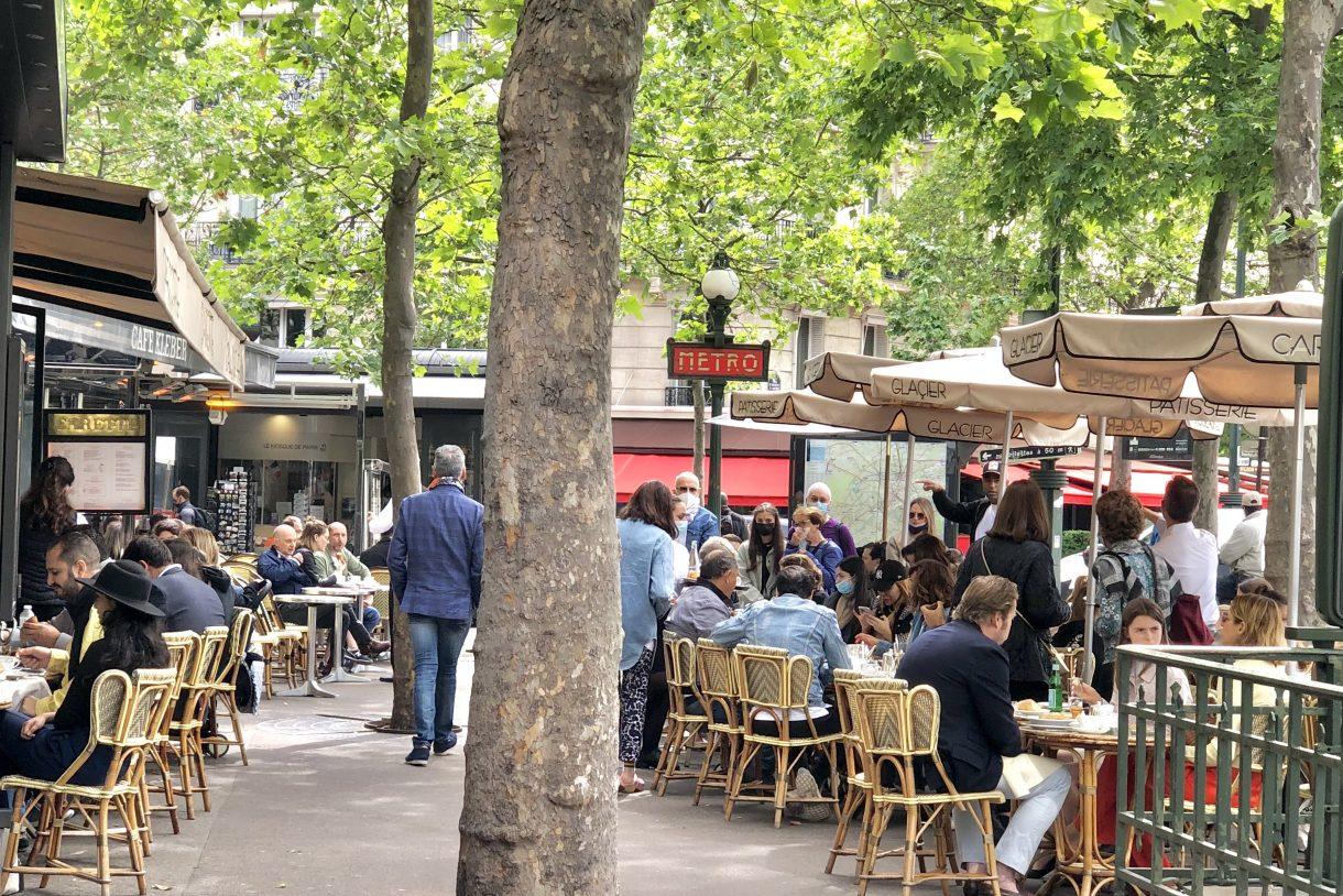 パリ,カフェ